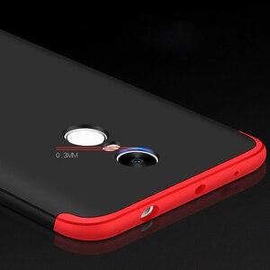 Двойной защитный чехол GKK 3 в 1, чехол с полной защитой 360 для Xiaomi Redmi Note 4X Note 4, чехол для телефона Redmi Note 4X Pro
