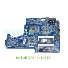 laptop motherboard for dell XPS 15Z L511Z CN-0CD50P CD50P DASS8BMBAE1 i5-2450M HM67 nvidia gt525m DDR3