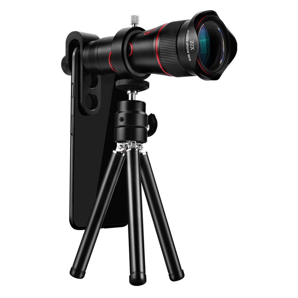22x Phone Camera Zoom Optical Telescope Telephoto Lens for iPhone22x Phone Camera Zoom Optical Telescope Telephoto Lens for iPhone