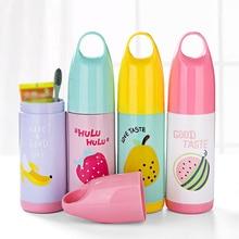 Портативный Дорожный Чехол, коробка для зубной пасты, портативный держатель для зубной щетки с милыми фруктами из мультфильмов, чистая коробка, 4 цвета на выбор