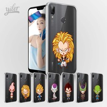 Dragon Ball Coque for Funda Huawei P20 Lite Case P Smart P20 P20 Pro Phone Case for Huawei Honor 9 lite 7X 6A 6X 8 9 10 Cover цена и фото