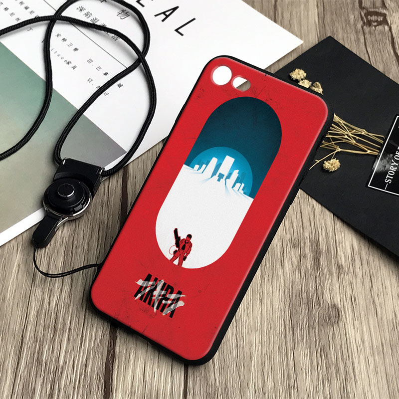 Akira 1988 Film Japanese Anime Coque Mobile Phone Case Cover shell For Apple iPhone 5 5S SE 6 6S 6Plus 6sPlus 7 7Plus 8 8Plus X