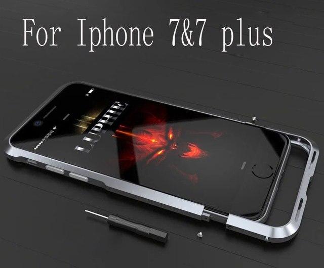 case aluminium iphone 7