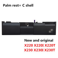 New Original Palmrest Cover for Lenovo Thinkpad X220 X220I With Fingerprint and Touch Pad Genuine X220 Palmrest