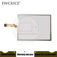 NEW PanelView Plus 1250 2711P-T12C4B8 2711P-T12C4B9 2711P-T12C4A8 2711P-T12C4A9 HMI PLC touch screen panel membrane touchscreen