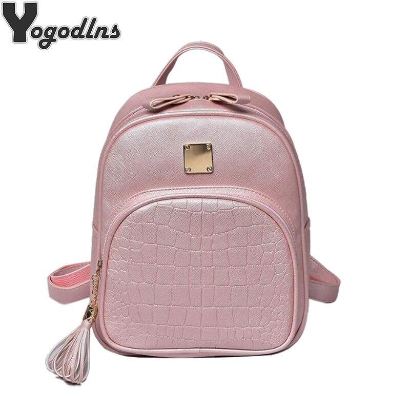 33e64e03ac7b Zency модные женские туфли рюкзак 100% коровьей пояса из натуральной кожи  черный дорожные сумки девушки