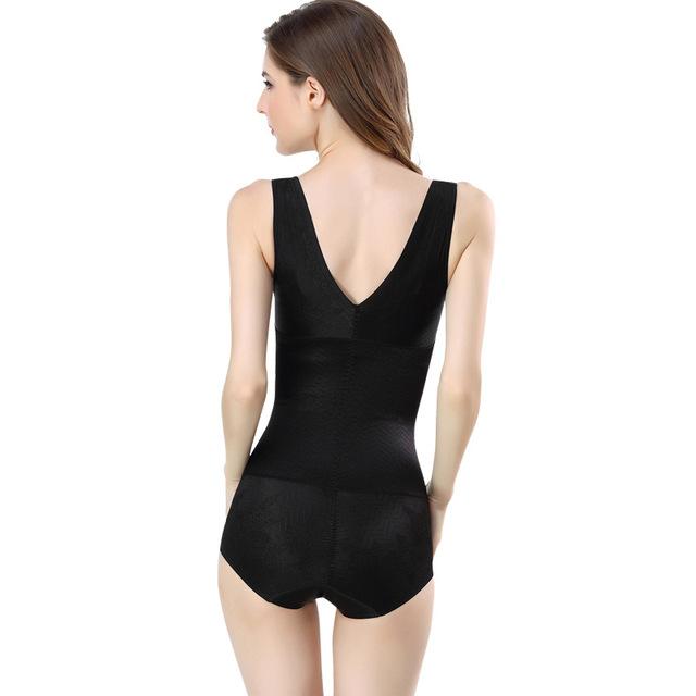 Ismtide Women Shaper Corrective Underwear for Women Lace Body Shapers Slimming Waist Tummy Shape Wear Postpartum Girdles Shaper