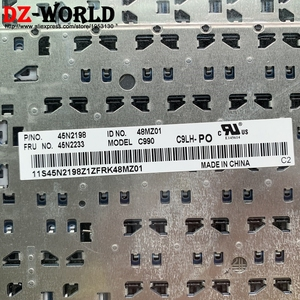 Image 2 - Clavier portugais pour Lenovo Thinkpad X220 X220i T410 T410S T420 T420S T510 T520 T520i W510 W520 Portugal Teclado 45N2233