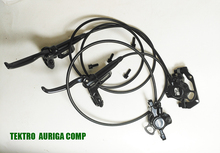 A-uriga comp double side compatible  mtb bicycle oil hydraulic disc brake