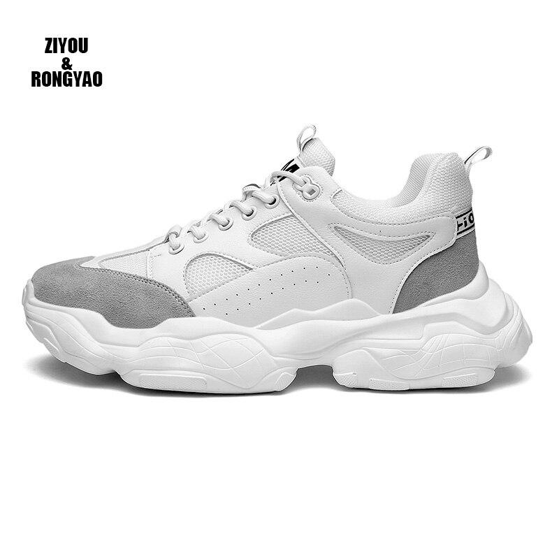 Baskets Hommes 2019 Hommes Chaussures décontracté Mode Formateurs Tenis Masculino Adulto Chaussure Homme Zapatillas Hombre Deportiva sport