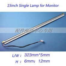 Single-Lamps Connector Lcd-Monitor Backlight-Assembly 15inch CCFL Universal for W/Frame