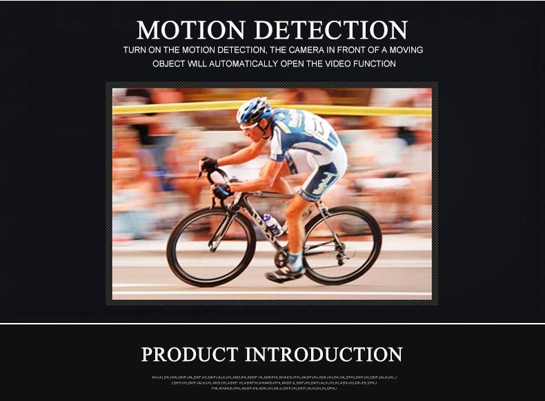Jansite Car DVR Camera Review Mirror FHD 1080P Video Recorder Night Vision Dash Cam Parking Monitor Auto Registrar Dual Lens DVR 14