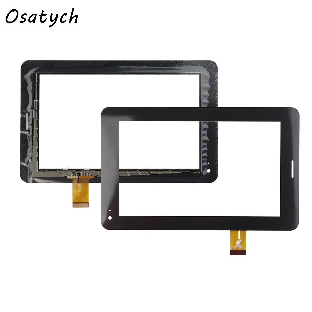 7 Inch Touch Screen for Megafon Login 2 Login2 MT3A Glass Panel Digitizer Replacement Parts Black Color with Free Repair Tools for sq pg1033 fpc a1 dj 10 1 inch new touch screen panel digitizer sensor repair replacement parts free shipping