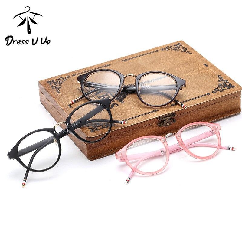 Frame Ups Eyeglasses : Aliexpress.com : Buy DRESSUUP Vintage Brand Design Plain ...