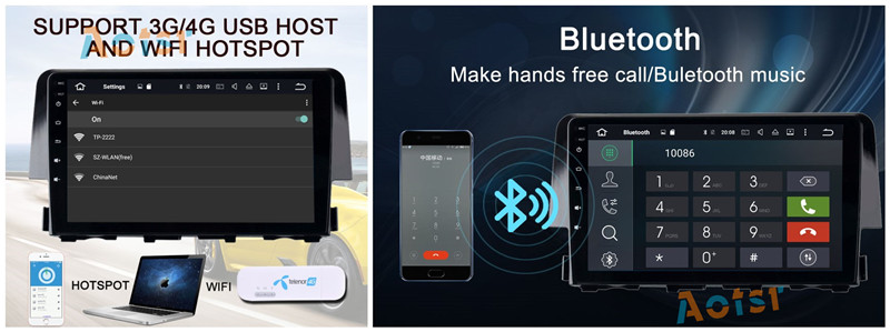 WIFI Bluetooth
