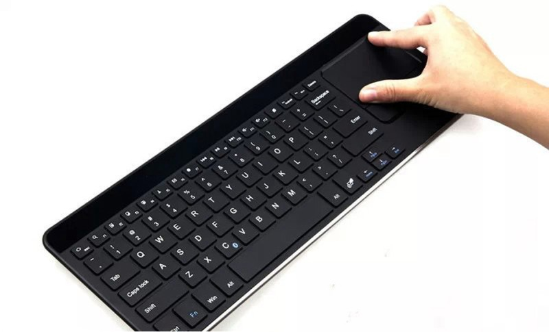 Wireless Bluetooth Keyboard-6