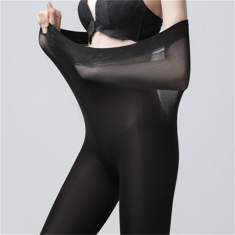 Maternity Tights Stockings Pregnant Women Velvet 200 Den Pregnancy Pantyhose Super Elastic Women Stockings Plus Size ...