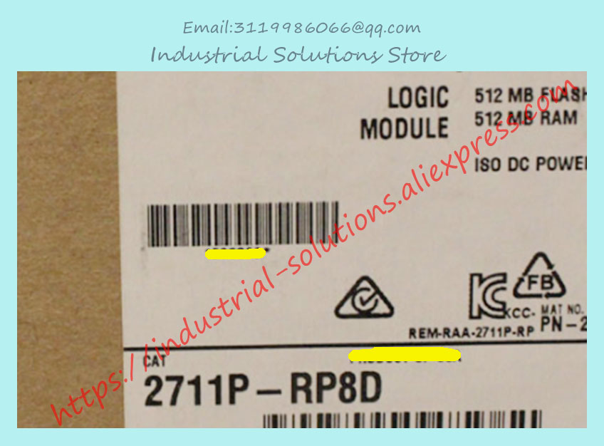 2711P-RP8D new industrial control touch screen