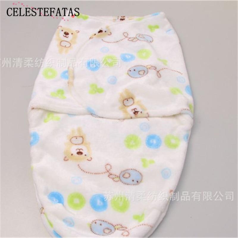 Sleeping Bag Baby Girls Slaapzak Newborn Sleepsack Baby Sleep Sack For New Born Envelope For Newborns C-QR015-1P 1PCS/LOT