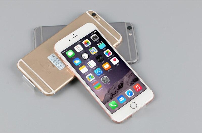 """Отремонтированный Apple iPhone 6 s ram 2 Гб 16 Гб rom 64 Гб 4,"""" iOS двухъядерный 12.0мп камера huella dactilar 4G LTE desbloqueado móvi"""