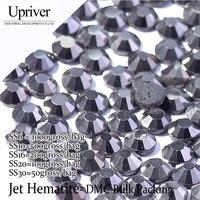 LY12143 DMC Hotfix Rhinestone Bulk Packing Ss10 Crystal 500Gross Bag Best Quality EMS Free Use For