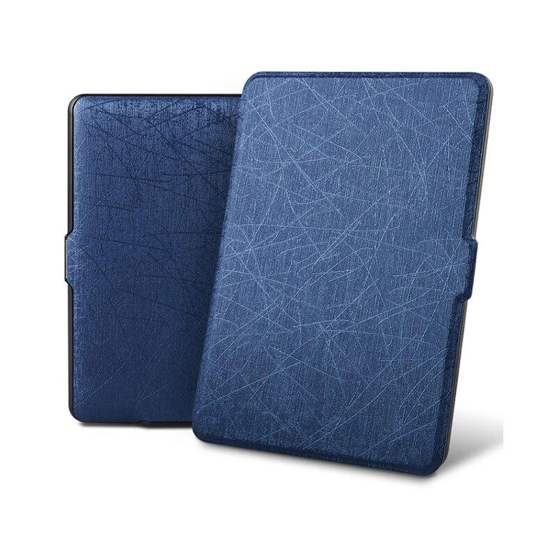 Paperwhite1 UTHAI Para Amazon Kindle/2/3 Shell Caso Capa De Couro Para Kindle Paperwhite Com Sleep & wake Up Frete grátis
