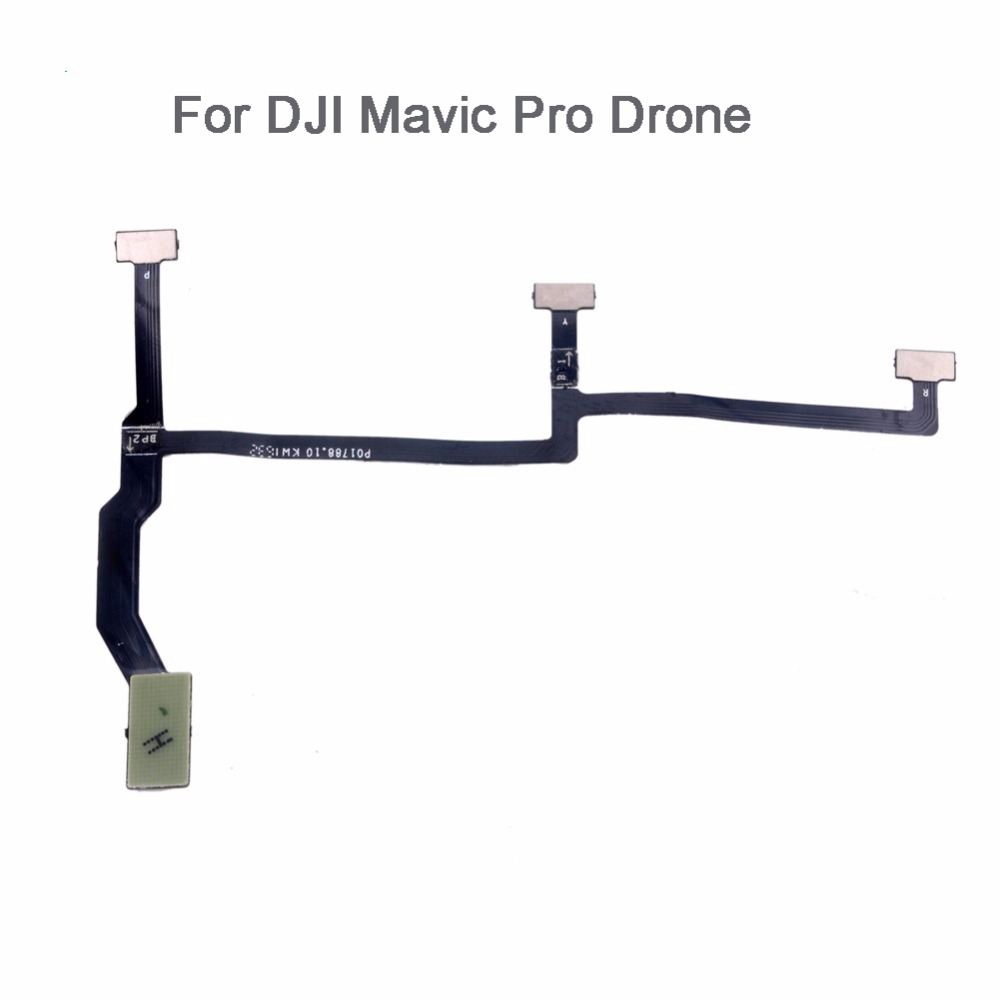 Original For DJI Mavic Pro Gimbal Flexible Flat Flex Cable Layer Drone Repair Parts Replacement RCmall DR2070A цена 2017