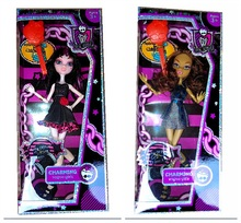 1pc New Fashion Dolls / Monster Toys Doll for Girls / High Quality Toy Gift for Children / Hight Classic Toys ship randomly