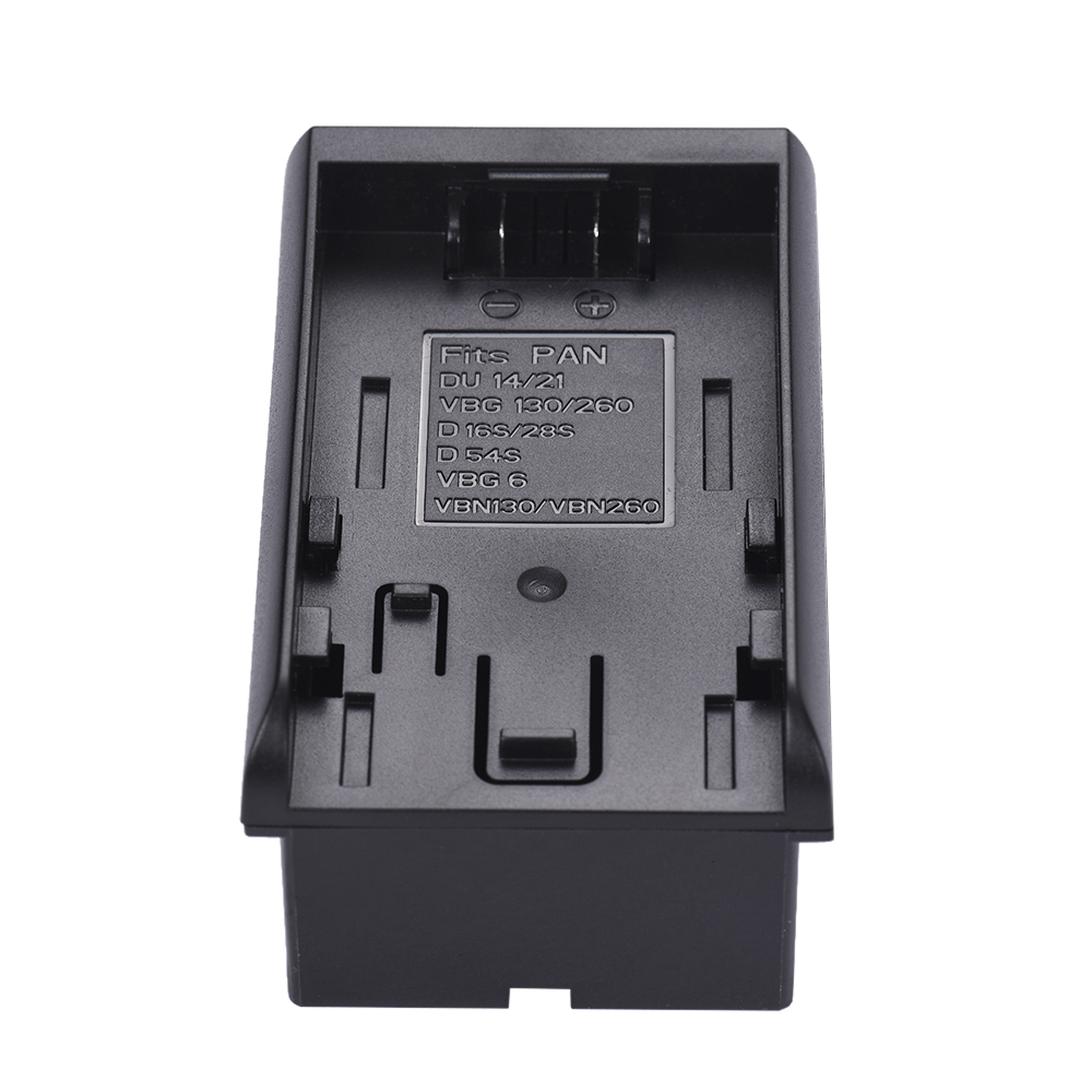 Andoer NP-F750 4pcs AA Battery Pack Case Battery Holder Power as NP-F750 Series Battery for LED Video Light Panel//Monitor