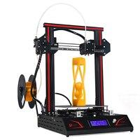 Полный металлический каркас большой размер печати DMSCREATE DP5 3D наборы для принтеров предварительная сборка Высокоточный принт 3D Лунная лампа