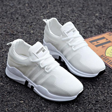 spring and autumn soft bottom with breathable mesh casual movement women shoes New female Sneakers