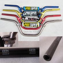 "Pro Taper 7/8 ""Lenker 7075 Aluminiumlegierung Länge 735mm hochhaus lenker fit KAYO Apollo Bse dirt bike"