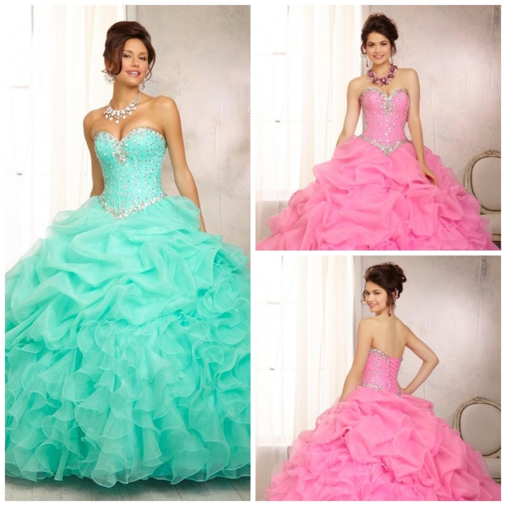 Mint Green Sweet 16 Dresses | Dress images