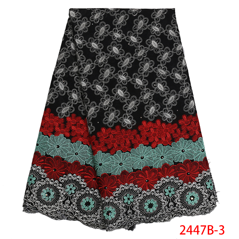African Swiss Lace Fabric 2019 High Quality Swiss Voile Lace In Switzerland Cotton African Dresses For