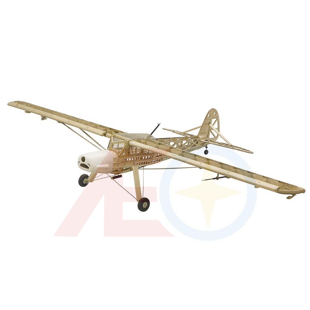 2019 New Scale Rc Balsawood Airplane Laser Cutting