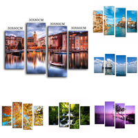 Large Canvas HD Modern Home Decor Wall Art Oil Painting Picture Print No Frame