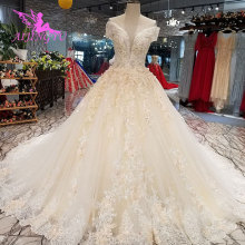 AIJINGYU Korean Wedding Dress Summer Discounts Bridal Gown