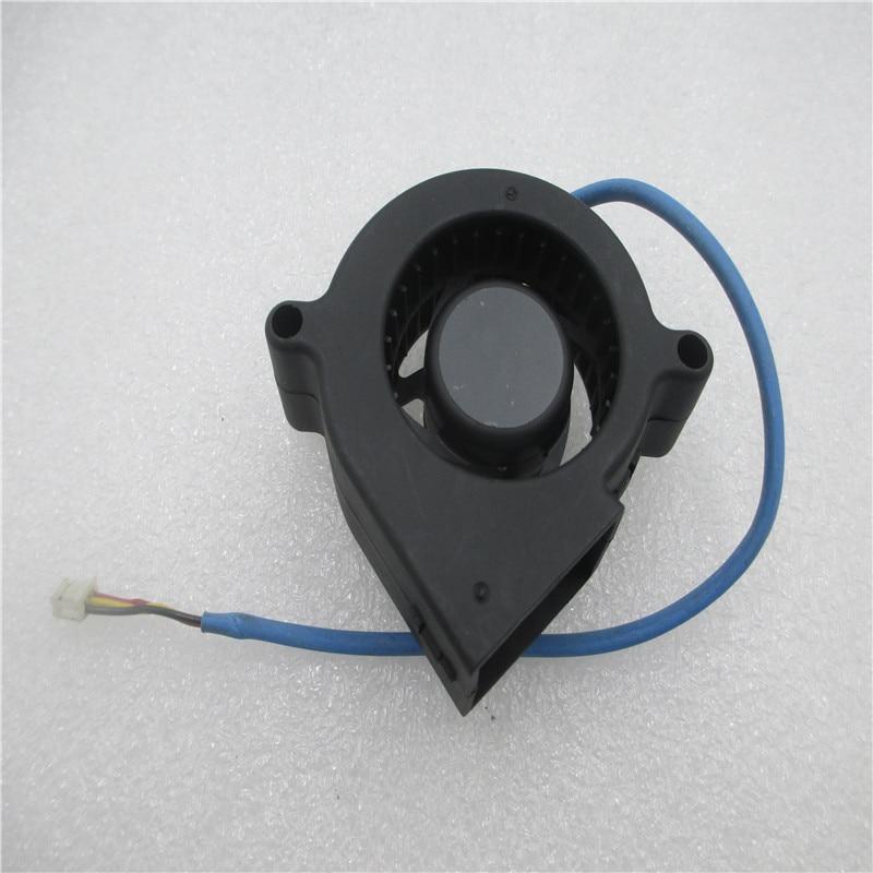 New original fan 5cm turbine 5015 50x50x15mm  GB1205PHV3-8AY 12V 0.4W 3pin fan projector original sanyo xf 24206 5cm 5015 12v 0 09a 3 lines projector blower cooling fan