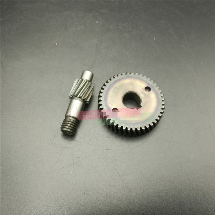 Black Belt Sander Spare Part Helical Gear Wheel Pinion Set for Makita 9403