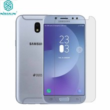2pcs/Lot for Samsung Galaxy J7 2017 NILLKIN Super Clear Anti-fingerprint Protective Film OR Matte Screen Protector Film For J730