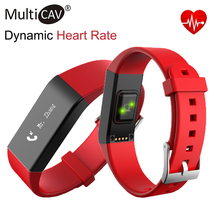 2016 Vidonn A6 Heart Rate Wristband Smart Watch Sleep Monitor Fitness Tracker Smartband Waterproof IP67 Bracelet for IOS&Android