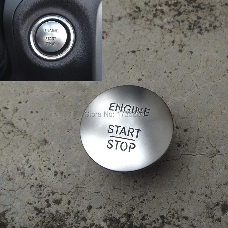 ENGINE KEYLESS START KEYLESS GO BUTTON START STOP 2215450714 For MERCEDES-BENZ A B C E CLASS