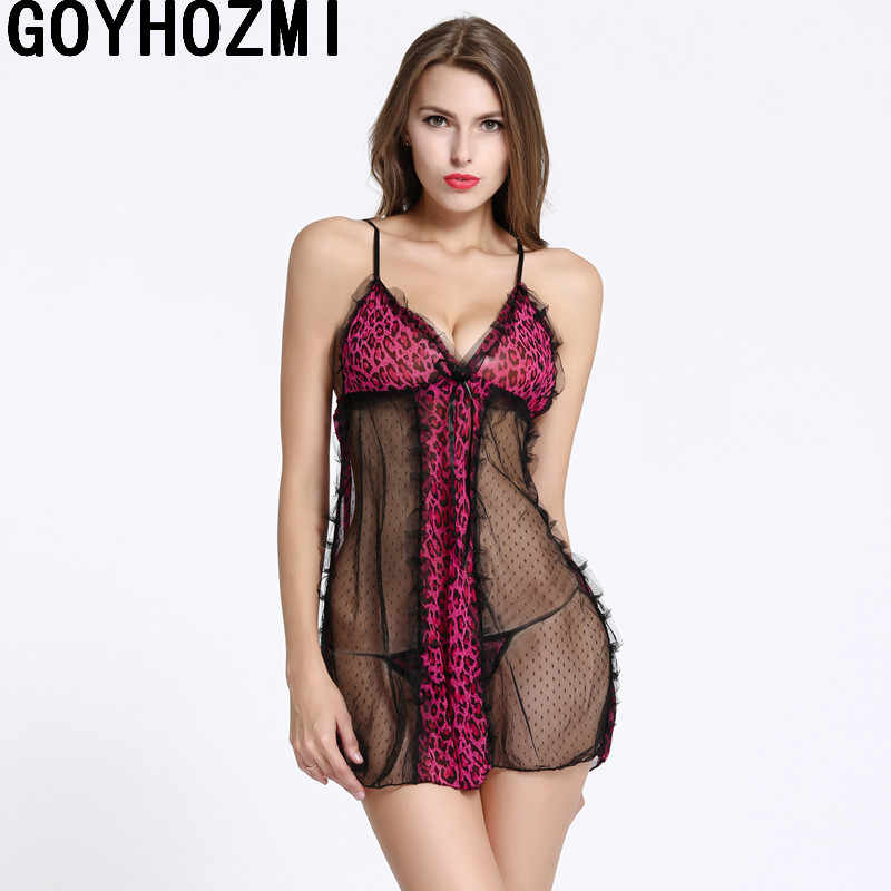 5424bc5a8d1 Detail Feedback Questions about Sexy lingerie sexiest leopard splicing  Lingerie hot women sexy costumes Exotic underwear intimates slips sleepwear  wholesale ...