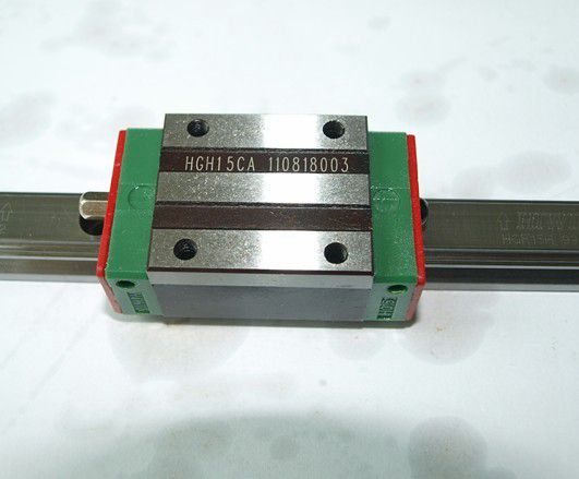 2pcs 100% brand new Hiwin linear rail HGR15 L1200mm+4pcs HGH15CA narrow blocks for cnc brand new for 1ccfl 15 4 b154pw02 v 2