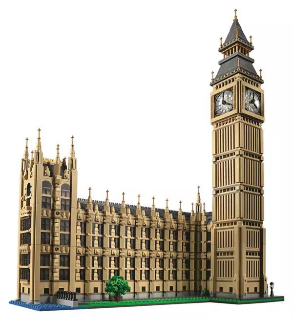 2017 New LEPIN 17005 4163Pcs City Creator Series Big Ben Model Building Kit Blocks Bricks Compatible Toys For Childre Gift 10253 lepin 02012 city deepwater exploration vessel 60095 building blocks policeman toys children compatible with lego gift kid sets
