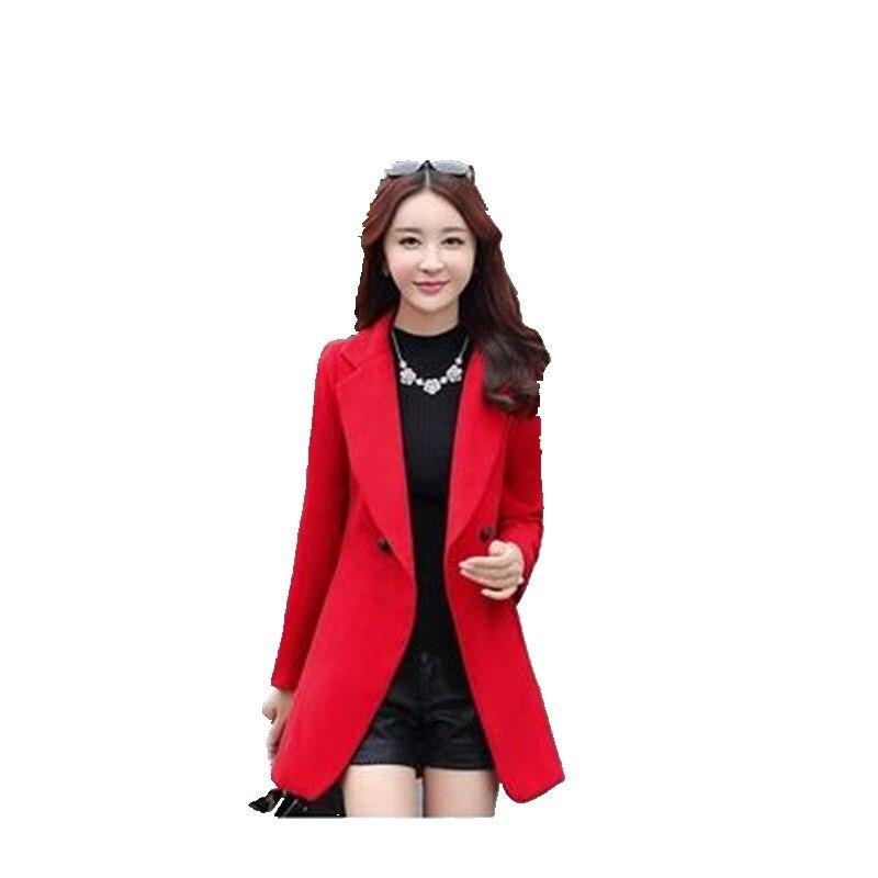 f6c68d8d4cda Aliexpress.com: Compre YAGENZ Outono/inverno 2017 mulheres novo estilo sul  Coreano moda imitação cashmere casaco de pano casaco casaco fino das  Mulheres ...