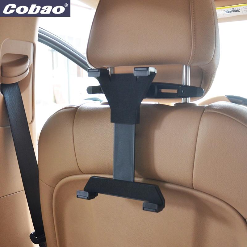 Cobao Universal Car Tablet Holder 360 Degrees Car Seat After Tablet