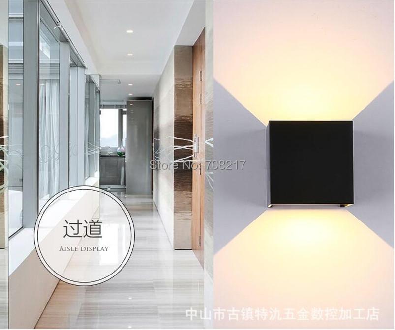 Up Down Led Wall Lamp High Resilience Back To Search Resultslights & Lighting Imported From Abroad Square Round 6w 8w 10w Ip65 Cube Adjustable Surface Mounted Outdoor Led Lighting,led Outdoor Wall Light