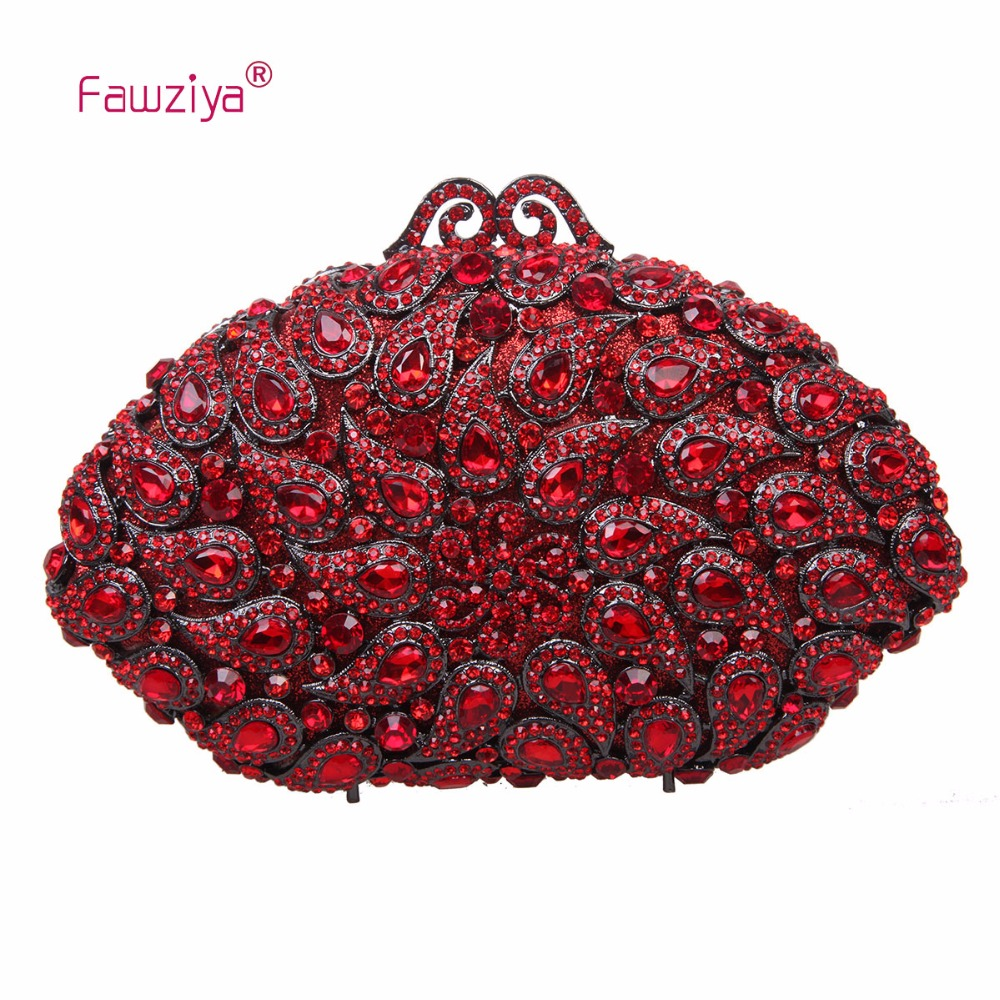 Fawziya Bag Sale Kiss Lock Evening Purses For Womens Clutch Bags Handbags fawziya apple clutch purses for women rhinestone clutch evening bag