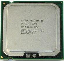 Бесплатная доставка для настольных компьютерных ПРОЦЕССОРЫ Xeon 3040 1.86 Г 775 pin